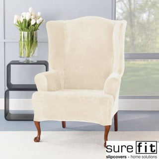 Home amp garden home decor slipcovers recliner amp wing chair slipcovers