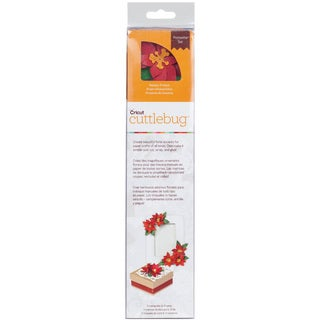 Cuttlebug Quilling Kit-Poinsettia