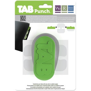 Tab Punch-Bracket, 2