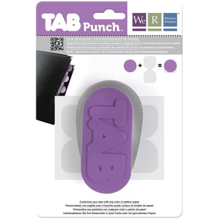 Tab Punch-Circle, 1.5""
