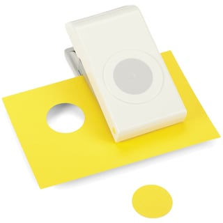 """Nesting Paper Punch-Circle 1.25"""""""