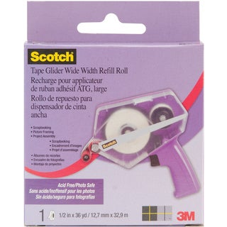 Scotch Advanced Tape Glider Refill-.5