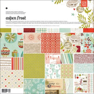 Aspen Frost Collection Pack 12
