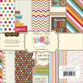 "Sn@p! Life Collection Paper Pad 6""X6"" 36 Sheets-"