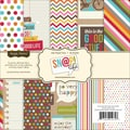 Sn@p! Life Collection Paper Pad 6&quot;X6&quot; 36 Sheets-