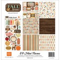 "Fall Fever Collection Kit 12""X12""-"