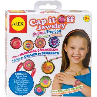 Cap It Off Jewelry Kits-So Cool