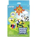 Perler Fun Fusion Biggie Beads 500/Pkg-Primary Mix