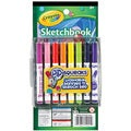 Crayola Washable Skinnies &#39;n Color Set-Pip-Squeaks