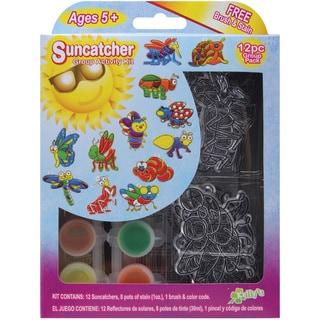 Suncatcher Group Activity Kit-Insects 12/Pkg