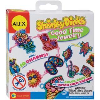 Shrinky Dink Activity Kits-Good Time Jewelry