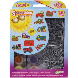 Suncatcher Group Activity Kit-Construction 12/Pkg