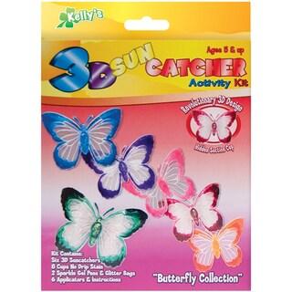Kelly's Crafts Butterfly 3-D Suncatcher Activity Kit