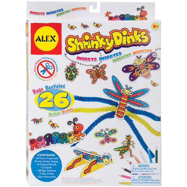 Shrinky Dinks Kit-Insects