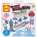 Shrinky Dinks Jewelry Kit-Black Midnight