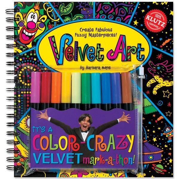Velvet Art Book Kit-
