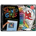 Paper Stained Glass Book Kit-
