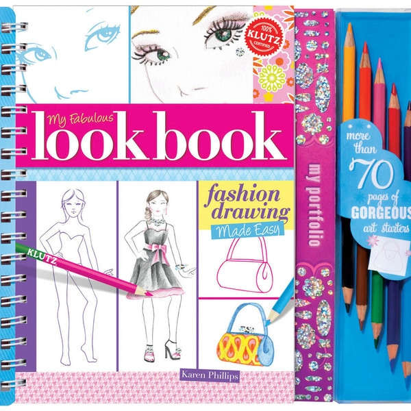 My Fabulous Look Book Kit-