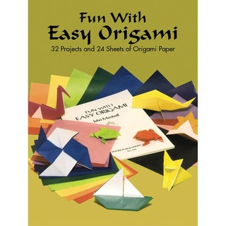 Dover Publications-Fun With Easy Origami