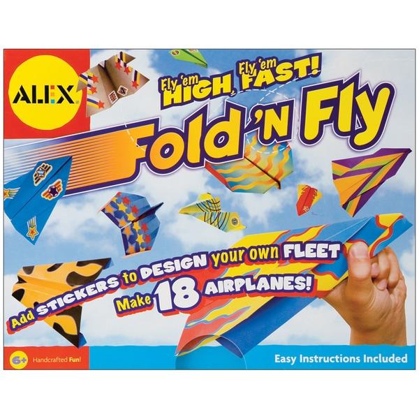 Alex Toys Fold 'n Fly Kit 10363674