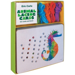 Chronicle Books-Animal Lacing Cards