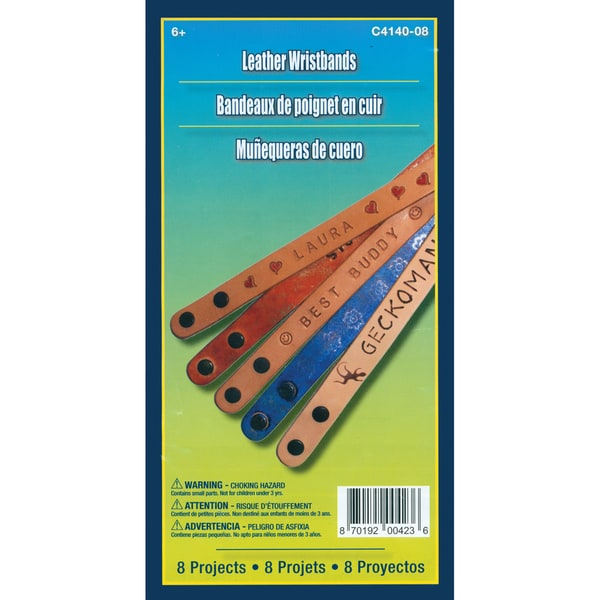 Leather Kit-Narrow Wristband