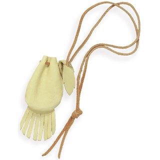 Native Heritage Kit-Medicine Pouch