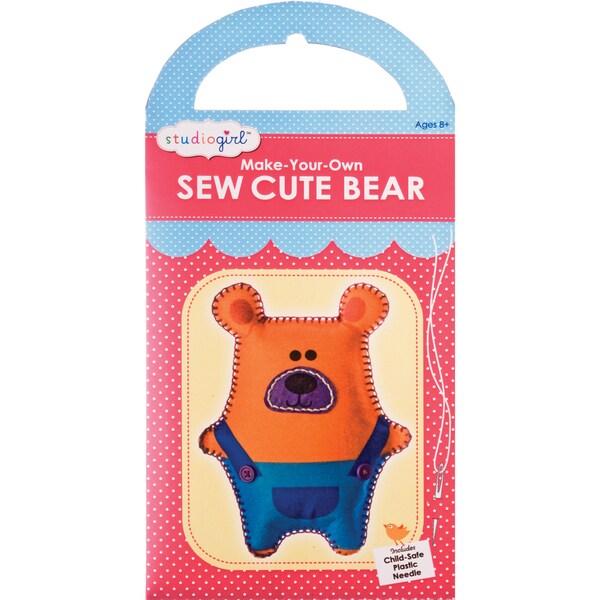 Sew Cute Kit-Bear