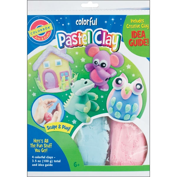Silk Clay Set-Pastels