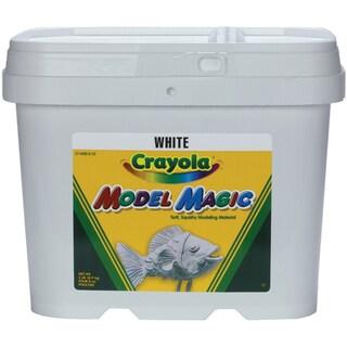 Crayola Model Magic 2 Pound Tub-White