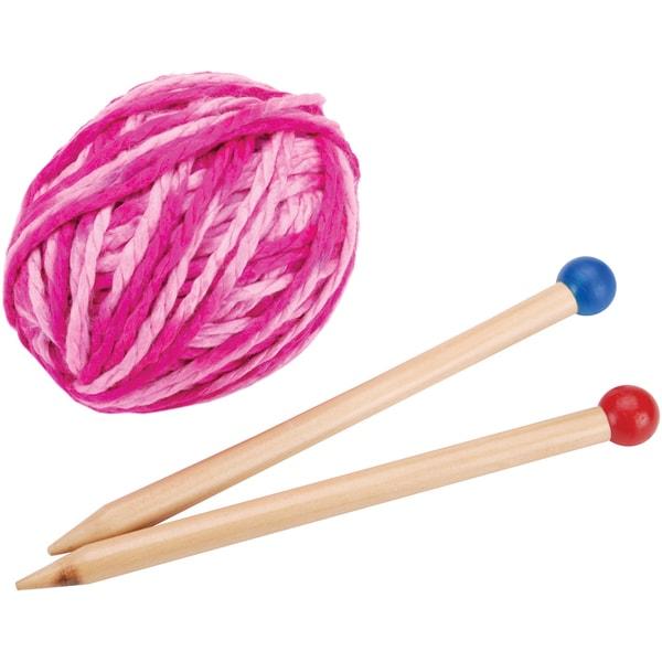 My Chunky & Funky Scarf Knitting Kit-