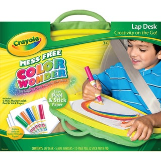 Crayola Color Wonder Lap Desk-