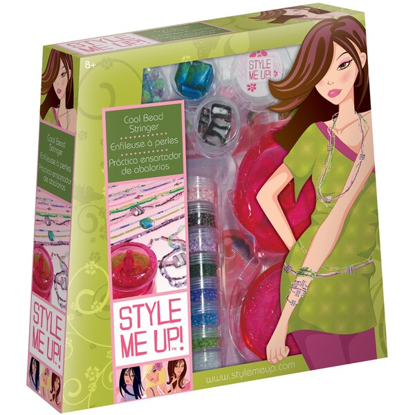 Style Me Up Cool Bead Stringer Kit-