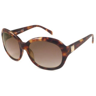 Miss Sixty MX365S Women's Rectangular Tortoise/Brown Gradient Sunglasses
