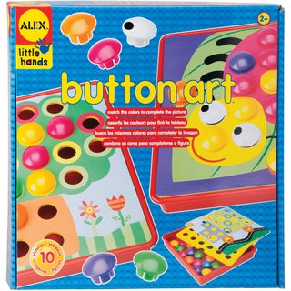 Button Art Kit-