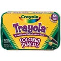 Crayola Trayola Colored Pencils-54/Pkg