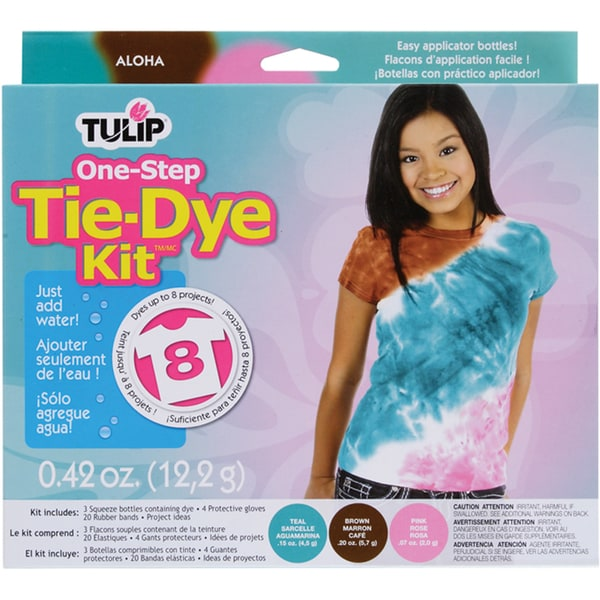 Tulip One-Step Tie Dye Kit-Aloha