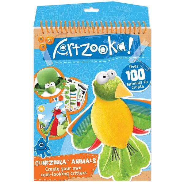 Clingzooka Animals Kit-