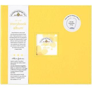 Doodlebug Bumblebee Storybook Album (12 x 12)