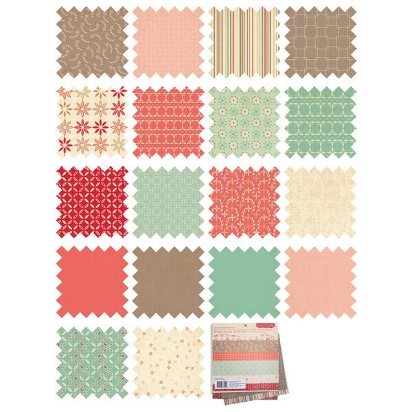 """Art Angel Mini Deck Paper Pad 8""""X8""""-"""