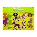 Perler Fun Fusion Fuse Bead Value Activity Kit-Pet Parade