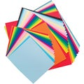 Origami Paper 60/Pkg-Assorted Sizes & Colors
