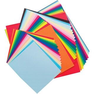 Origami Paper 60/Pkg-Assorted Sizes & Colors