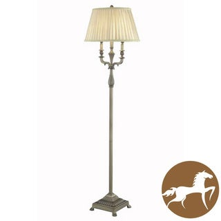 Christopher Knight Home Antique Copper 1-light Floor Lamp