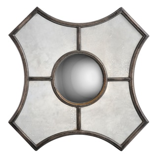 Keaton Metal-framed Convex Mirror