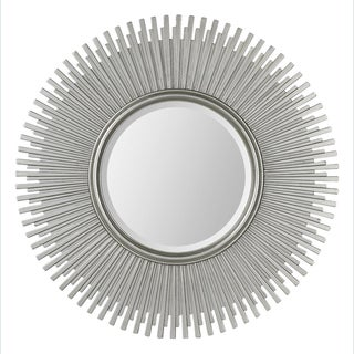Kincaid Glass Spoke-framed Mirror
