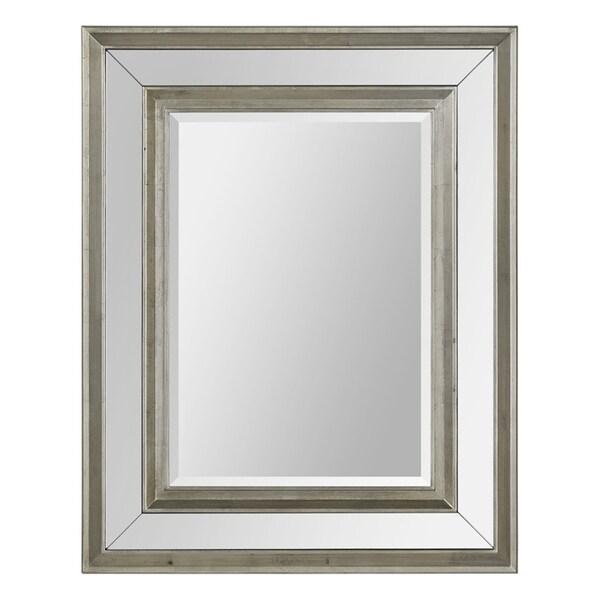 Ren Wil Sullivan Double Metal-framed Mirror