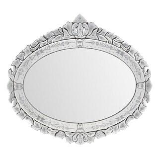 Skyler Etched Glass Mirror