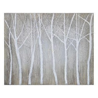 Patrick St. Germain 'Natural Nature' Hand Painted Canvas