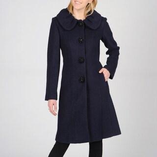 Ivanka Trump Women's Wool Blend Coat